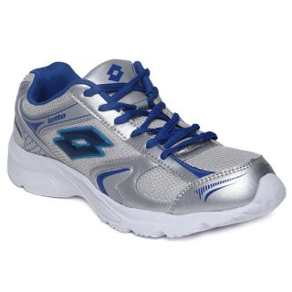 Lotto Mens Silver Running Shoes