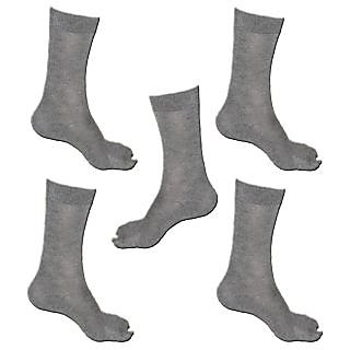Alfa Ladies Wolly Thumb Socks - Pack of 5 (Assorted Color)