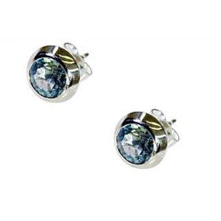 Riyo Splendidstar Blue Topaz Earring SEBTO-10041