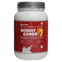 MuscleBlaze Weight Gainer, Kesar Pista Badam 1.5 Kg