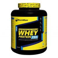 MuscleBlaze Mass Gainer, Pro Kesar Pista Badam 3kg