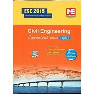 ESE 2015 Civil Engineering Conventional Solved Paper II