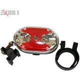 Adraxx Multifunction Bicycle Safety Light