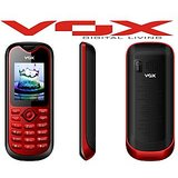VOX Dual Sim Multimedia Music Phone & Bluetooth V7