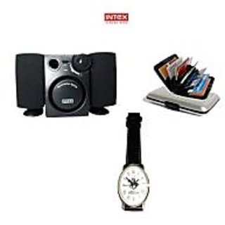 Intex M/M IT-880S 2.1 Multimedia speaker Combo