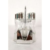 2pcs Salt Pepper Sugar Paper Holder