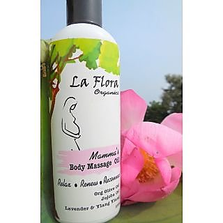 Mammas -Prenatal Body Massage Oil