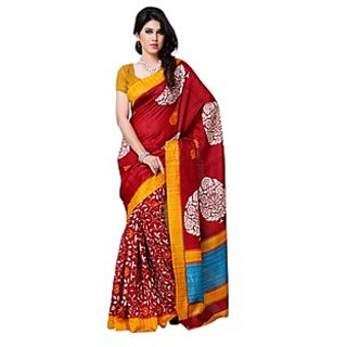 First Loot Party Wear Saree-DFS495B