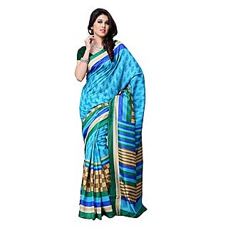 First Loot Party Wear Saree-DFS499A