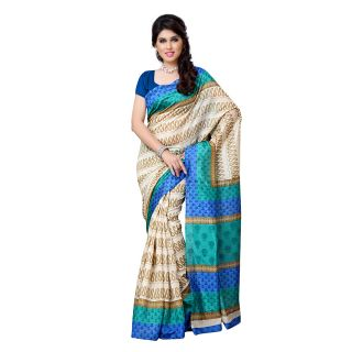 First Loot Party Wear Saree-DFS501B