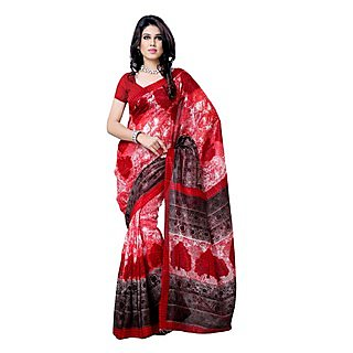 First Loot Party Wear Saree-DFS506B