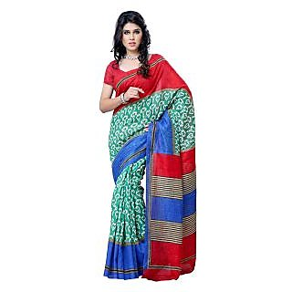 First Loot Party Wear Saree-DFS509C