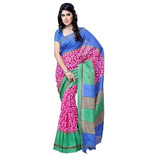 First Loot Party Wear Saree-DFS509D