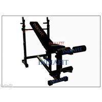 6 IN 1 MULTIPURPOSE WEIGHT LIFTING BENCH FOR HOME GYM EXERCISE