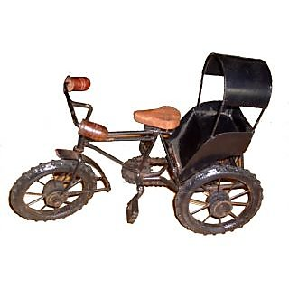 Exclusive Handcrafted Decorative Rikshaw