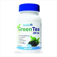 Healthvit Green Tea 60 Capsules