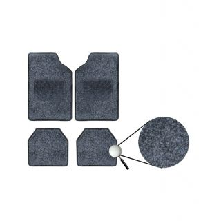 Autosungrey Carpet Car Foot Mat For Hyundai Xcent
