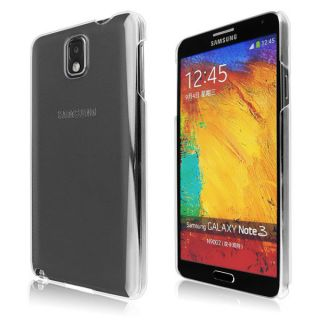 Wow Ultra Thin Crystal Clear Case For Samsung Galaxy Note 3 CCSN3