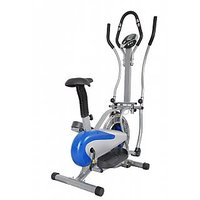 Orbitrac steel wheel with pulse Dual Motion Exercise