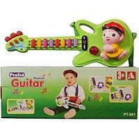 Prasid Mini Musical Guitar for Kids (Green)