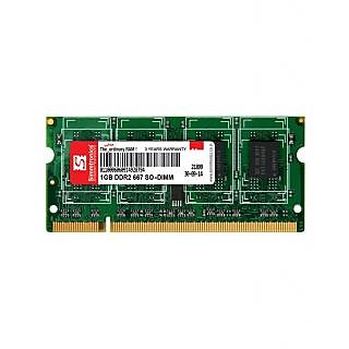 Simmtronics 1gb Ddr2 667mhz Laptop Ram