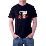 Ask For Fashion Mens Black T Shirt Jxm002