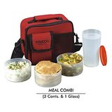 MILTON MEAL COMBI SOFT INSULATED LUNCH BOX
