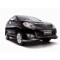 Car Side Beading For Toyota Old Innova Black Colour