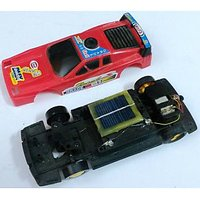 Solar Car - DIY Kit