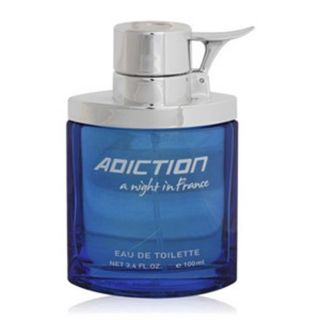 Addiction Eau De Toilette A Night In France 100ml Perfume Body Spray Perfumes (For Men)