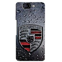 Snooky Digital Print Hard Back Case Cover For Micromax Canvas Knight A350-15746