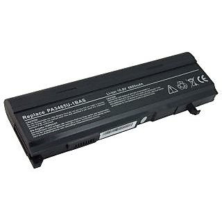 Lapguard Toshiba Satellite A135-S4499  6 Cell Battery