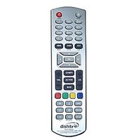 Geek Dish TV Set Top Box Original Remote Control ()