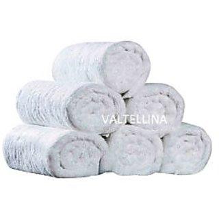 Valtellina Plain White Hand Towel(HTW-006)