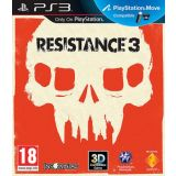 Resistance 3 Standard Edition for PS3