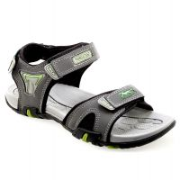 Tomcat Mens Grey Velcro Sandals