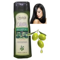 Hair Shampoos Olive essence by Blue Earth Series