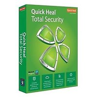 Quick Heal Total Security 2014 1 User 1 Year