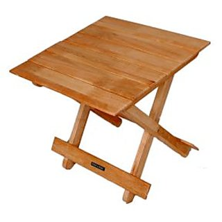 Roger  Moris Wooden Baby Folding Table