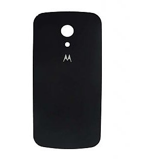 60% OFF Genuine Motorola Back Replacement Cover for Moto G (2nd Gen) -Black