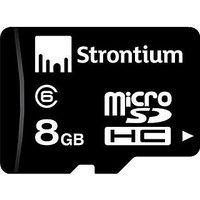 Strontium MicroSD Card 8GB Class6