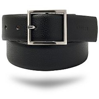 Azores Stylish Black & Brown Reversible Belt