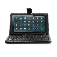 VOX V101 7inch 4GB 3G Data 2G Calling Android 4.4.2 Kitkat Tablet With Keyboard
