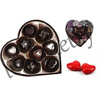 Heart Shaped Chocolate Box For Loved One