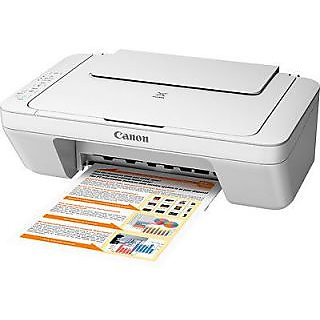 Canon Pixma Mg2570 All In One Inkjet Printer Driver