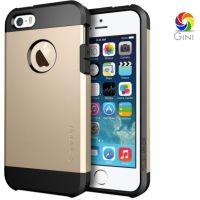 Spigen IPhone 4/4S Case - Gold Slim Armor - 72416156