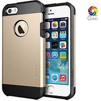Spigen IPhone 4/4S Case - Gold Slim Armor