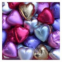 Homemade Handmade Chocolates With Heart Shape,specially For Valentine Gift.100gm