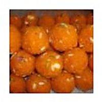 BHAVNAGRI MOTICHUR SP GHEE LADOO (1 Kg )