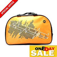 "18"" Duffle Bag By 3G Orange - 72419114"